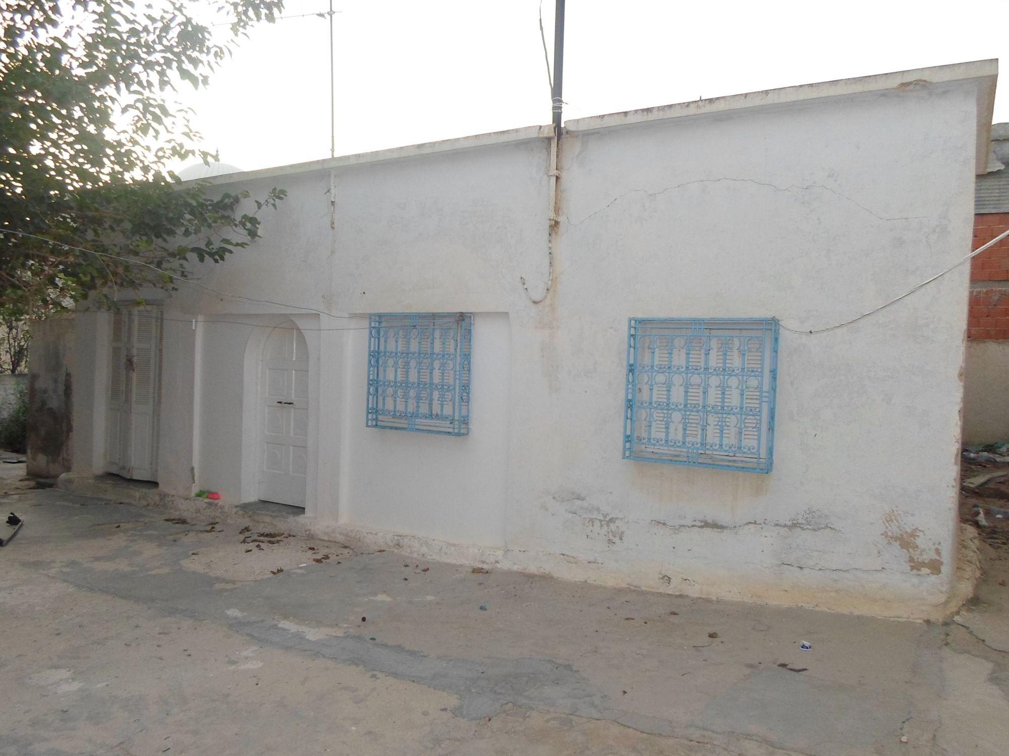 Av une maison arabe proche de centre ville hammamet