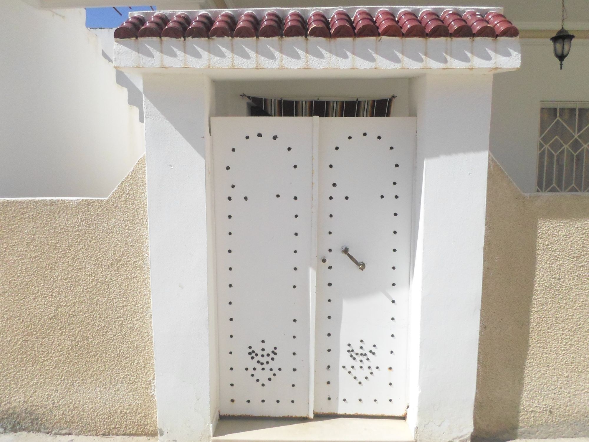Av jole maison aux arrondissements de hammamet