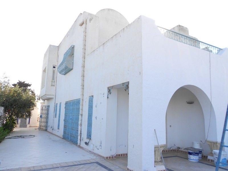 Av villa dans une zone touristique sud de hammamet