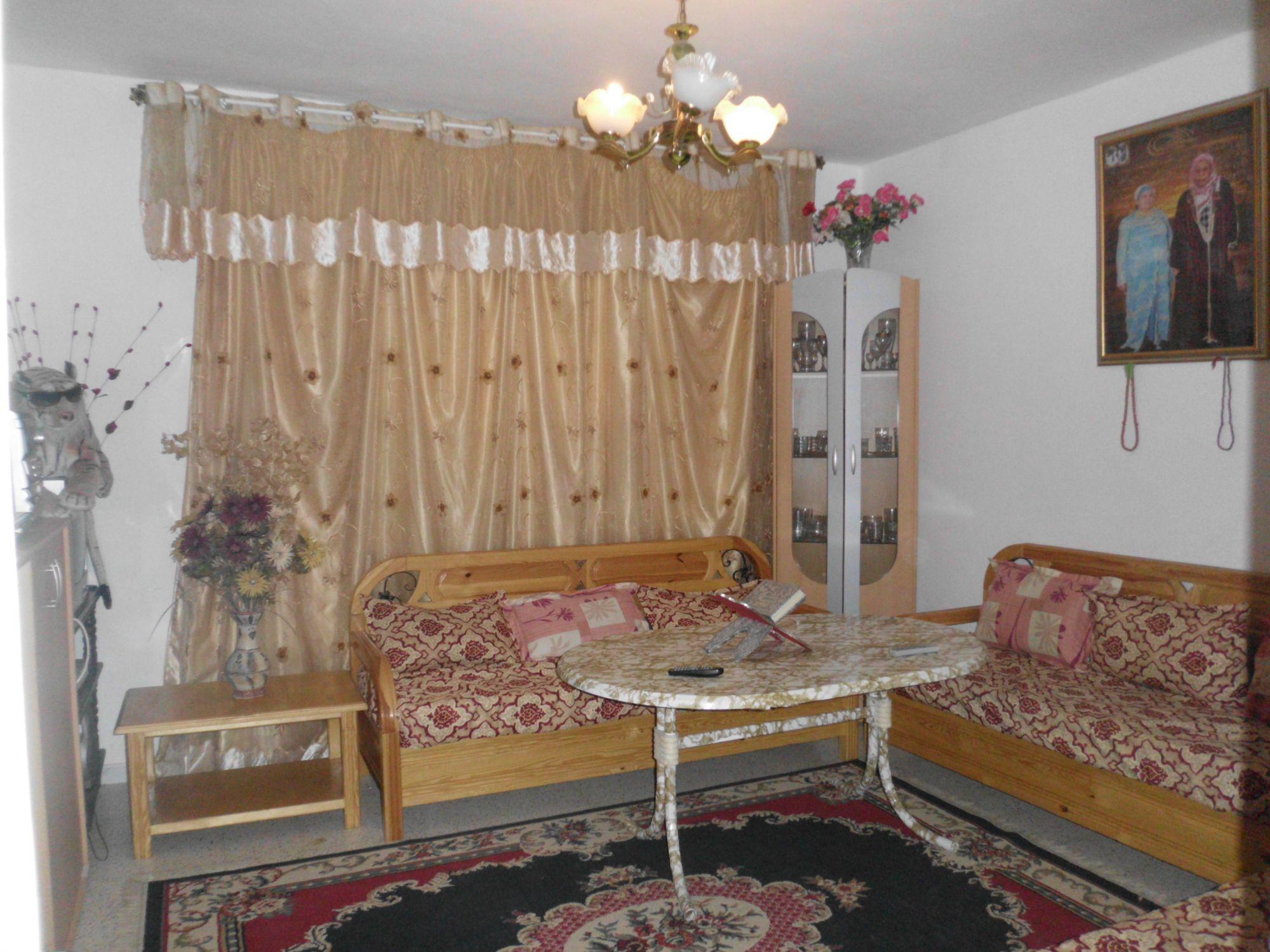 Av un bel appartement au reez de chaussée hammamet nord