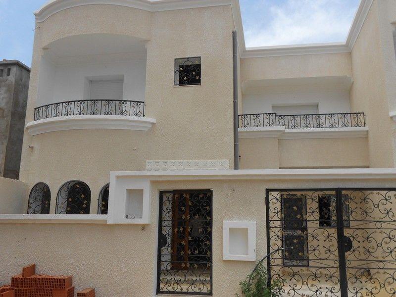 Av une villa neuve à hammamet