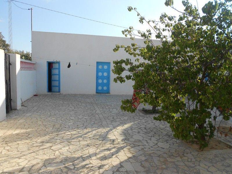 Av maison d'olivier style arabe à hammamet