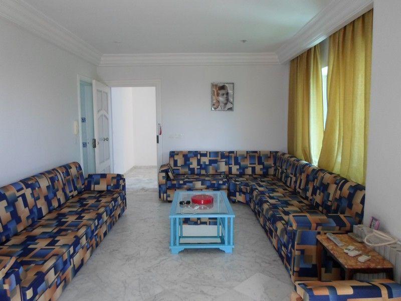Av bel appartement dans une zone résidentielle à hammamet