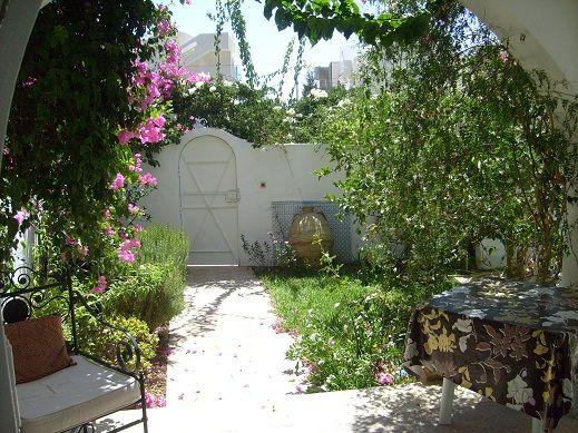 Villa l'artiste hammamet