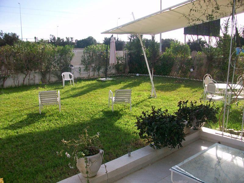 Appartement des jardins yasmine hamammet