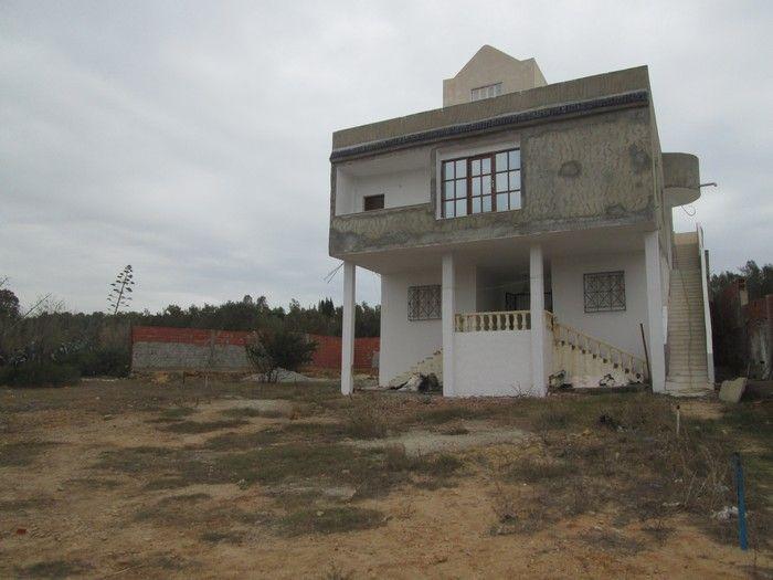 Villa à la compagne de hammamet