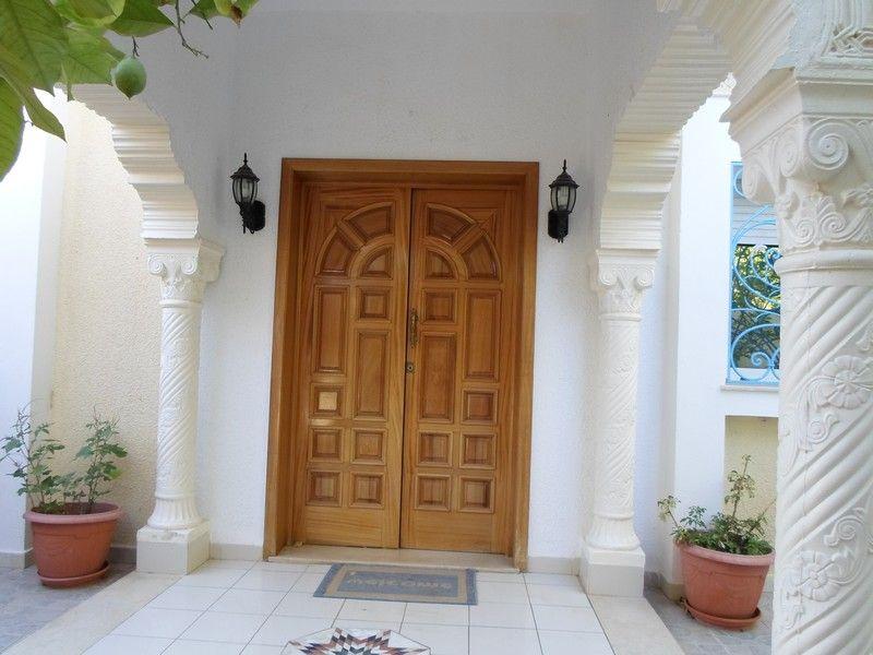 Av une vaste belle villa à hammamet