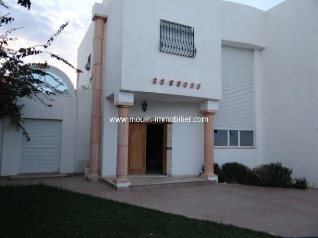 Villa chady refa jinan hammamet