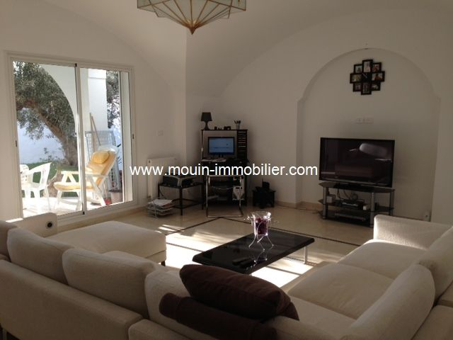 Villa l'oliv a route hammamet sud