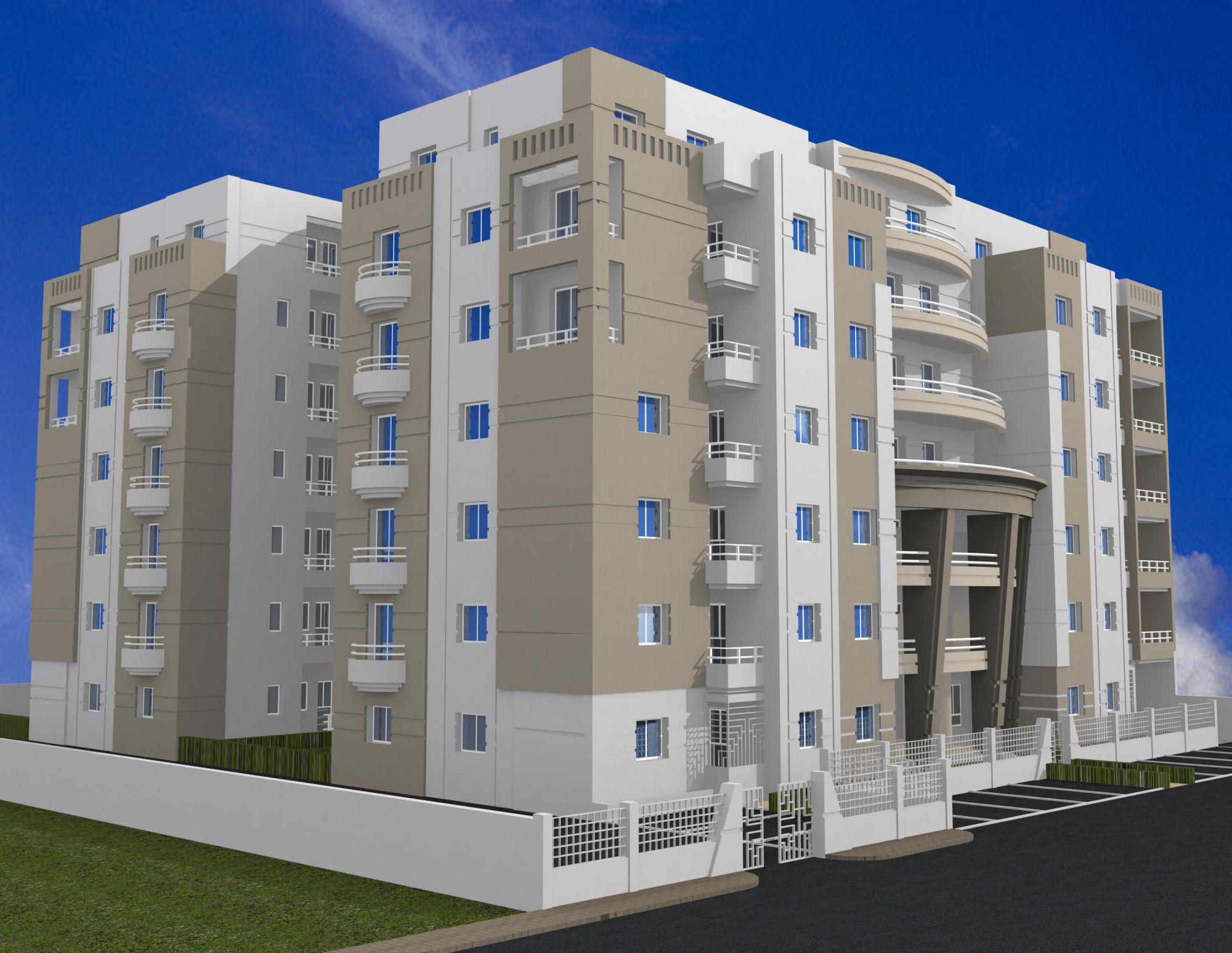 Appartementneuf neuf à hammamet ct