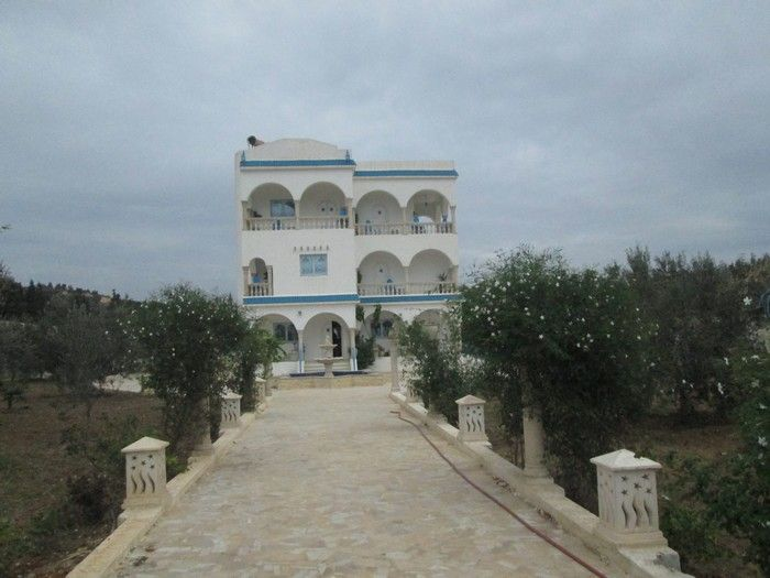 Av villa a la compagne de hammamet oued lasoued