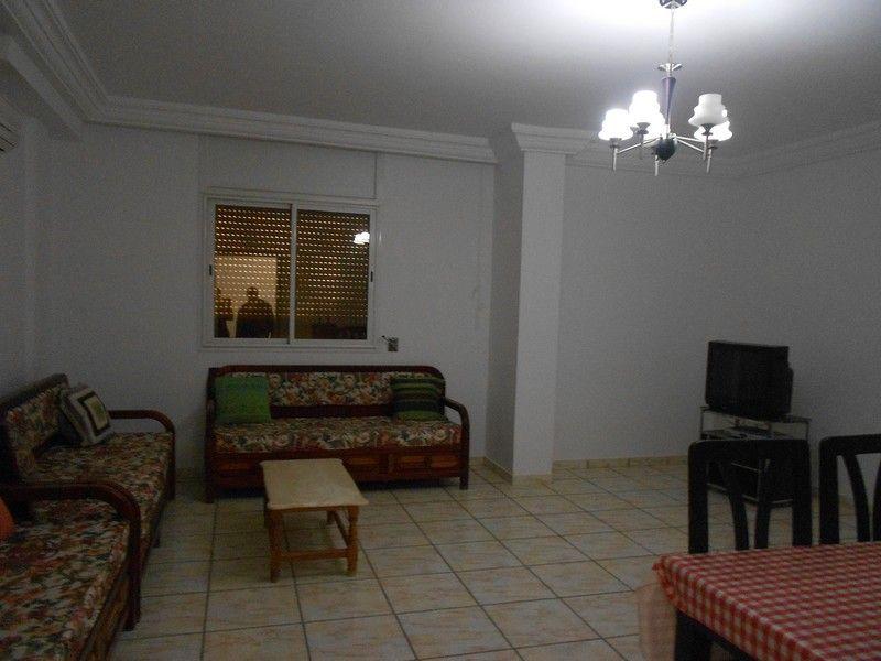 Grand appartement meublé hammamet nord