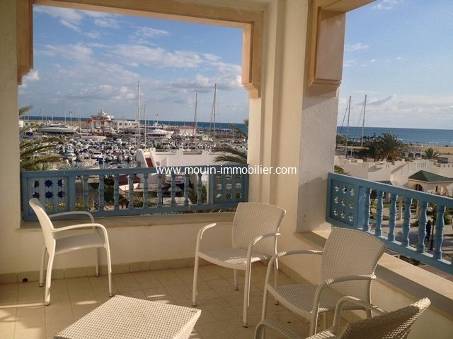 Appartement antigon refa yasmine hammamet marina