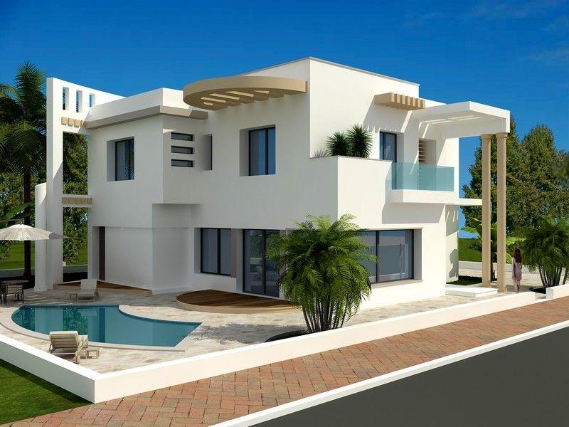 Av belle villa moderne et imposante hammamet vente for Villa moderne prix