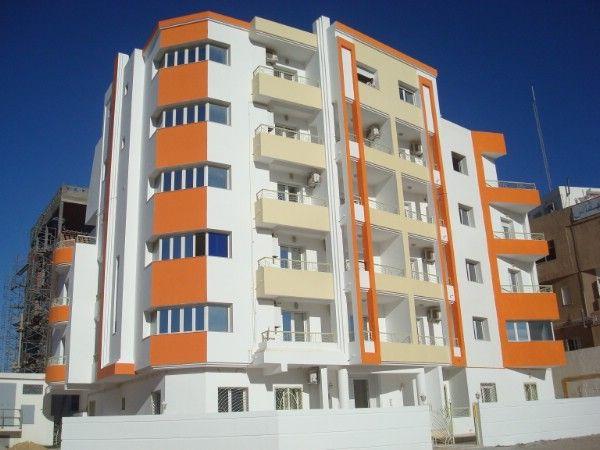 Vente appartement haut standing à sousse khzema
