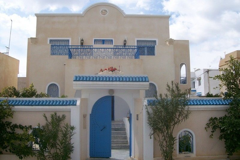 Location villa avec  jardin et garage