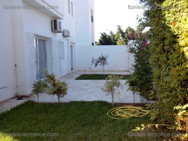 Maison meublee a la soukra location maison la soukra for Jardin 2000 tunisie