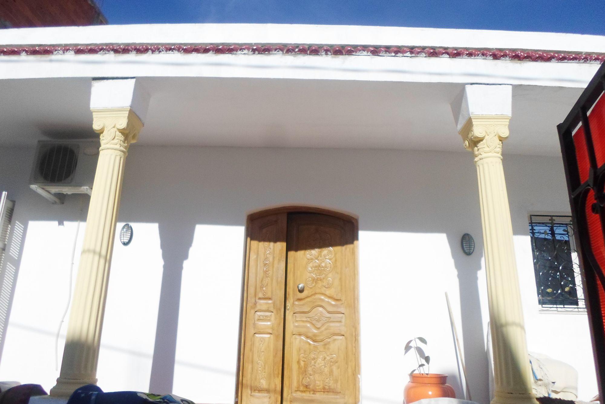 Belle maison avec prix bas 115md vente maison hammamet for Maison a bas prix
