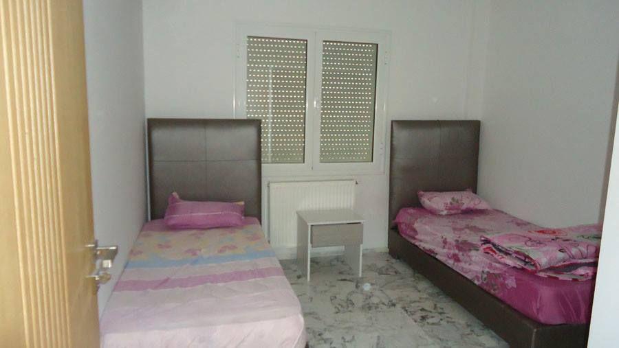 rez de chauss meubl kantaoui location appartement el kantaoui. Black Bedroom Furniture Sets. Home Design Ideas