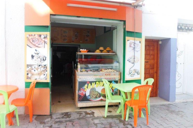 Av fond de commerce d'un restaurant en plein centre ville hamm