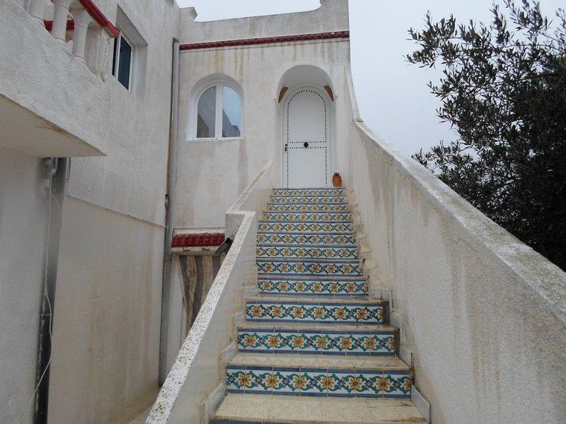 Maison rc étage av aux alentours de hammamet