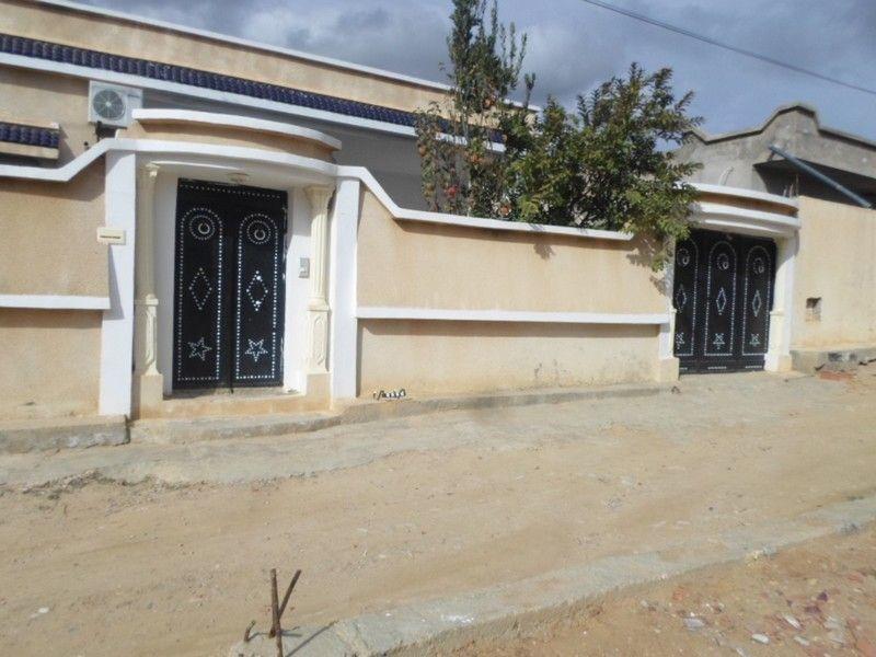 A vendre maison aux alentours de hammamet