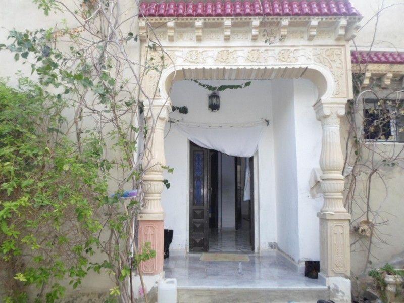 Magnifique maison sur 500 m proche yassmine hammamet
