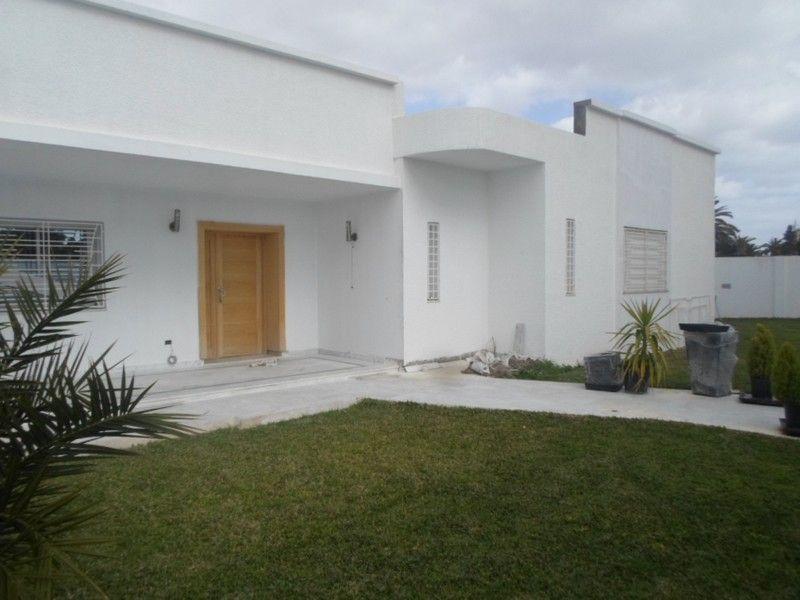 Avdre villa spacieuse avec jardin à nabeul