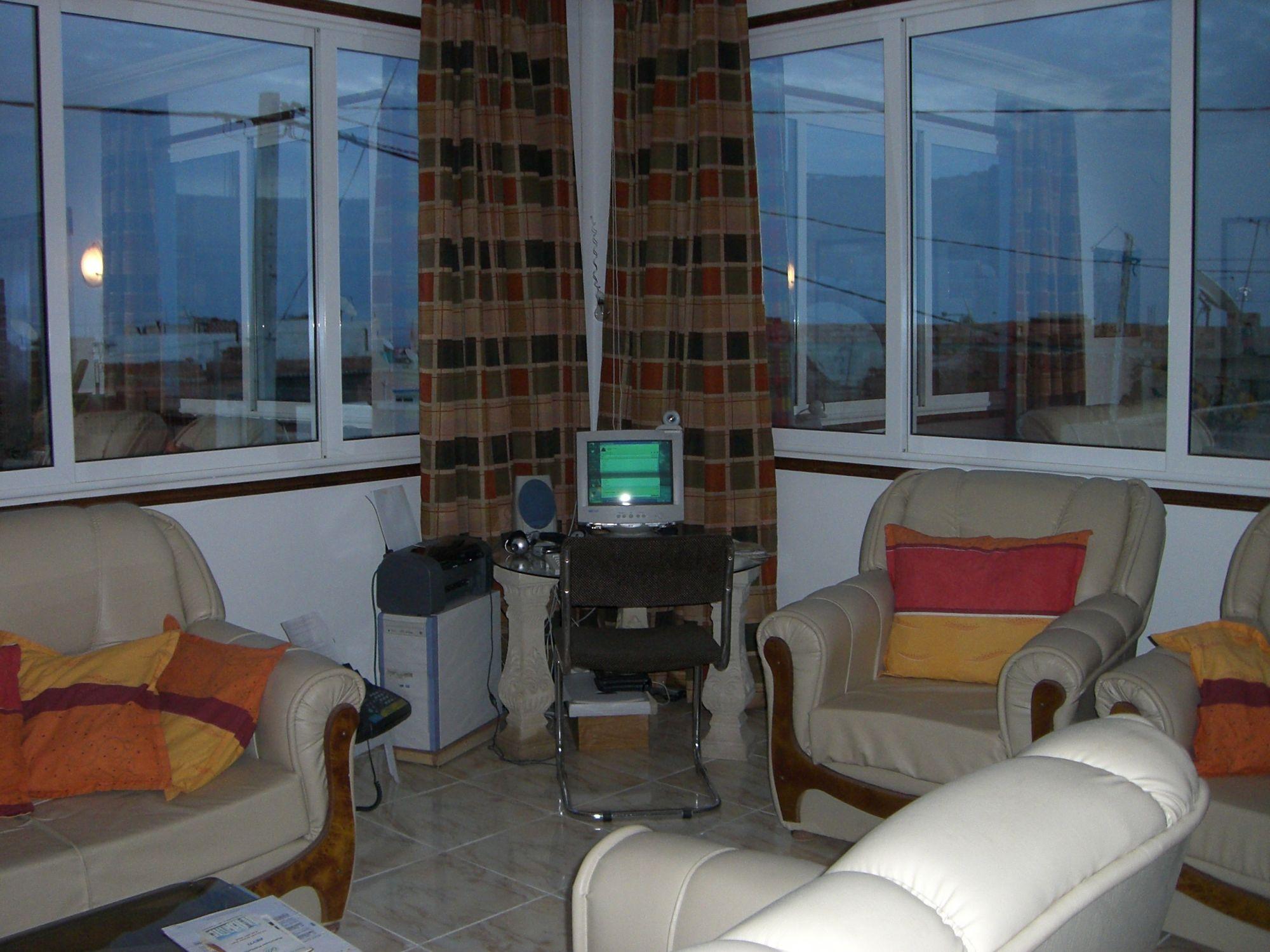 Av appartement à hammamet avec 95md au 1ére étage