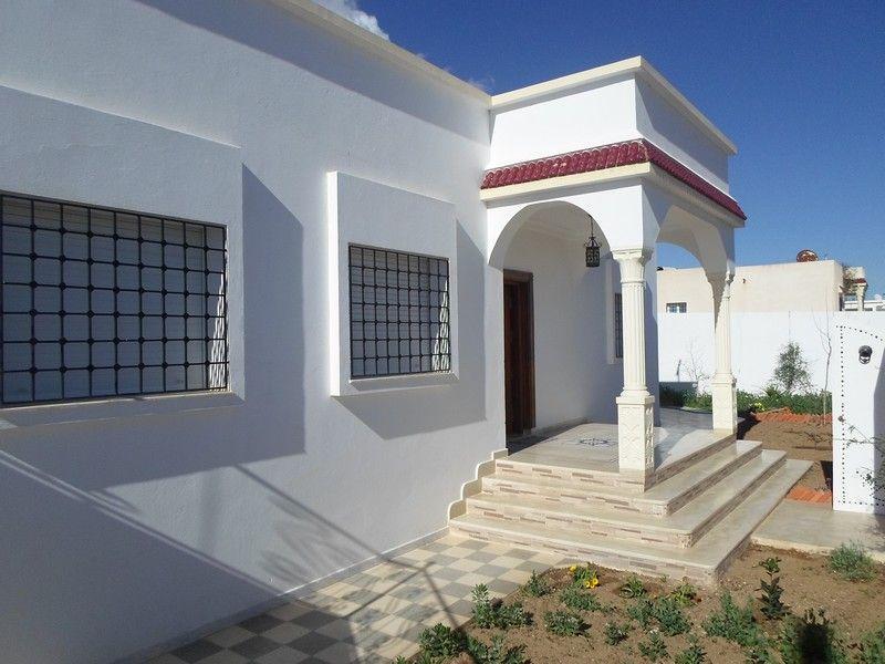 A vendre superbe villa dans la compagne de hammamet