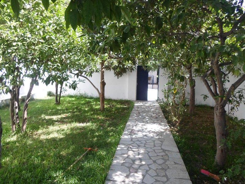 Coquette maison avec jardin a vendre à hammamet