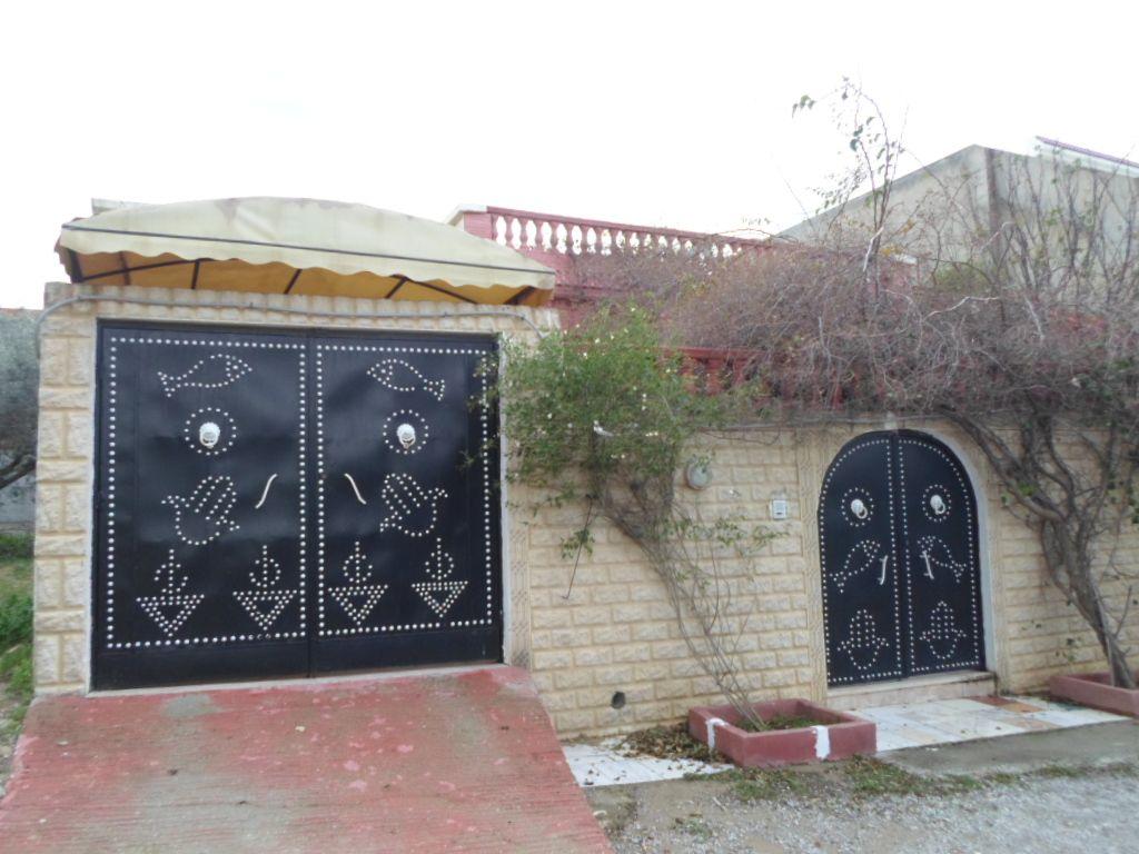 Belle villa proche de hammamet sud 205md