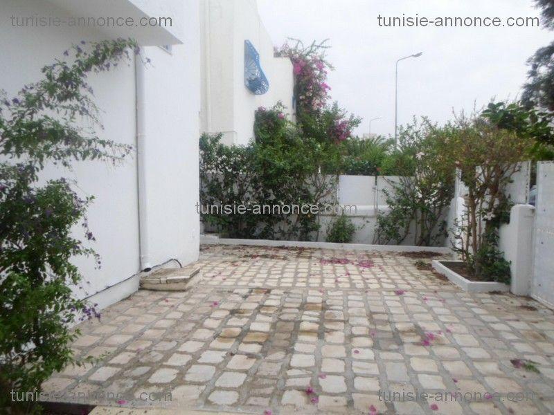 A vendre un duplex dans une résidence à hammamet