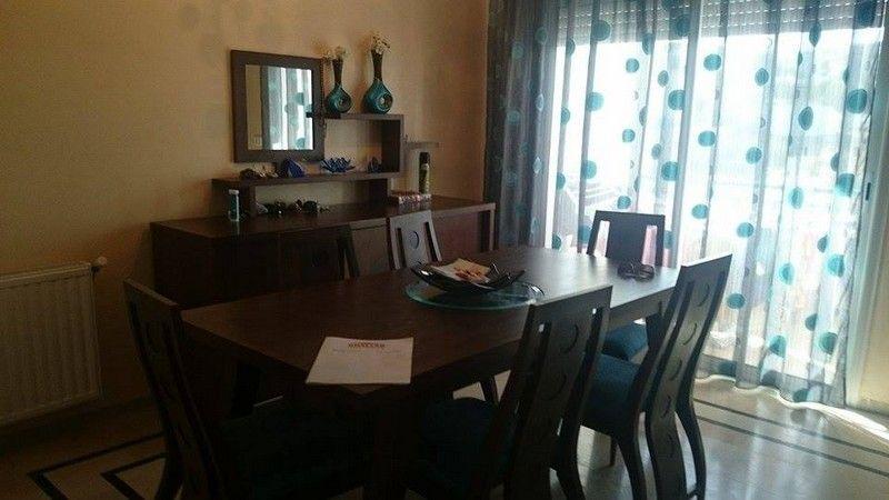 Av appartement à hammamet nord dans une résidence calme