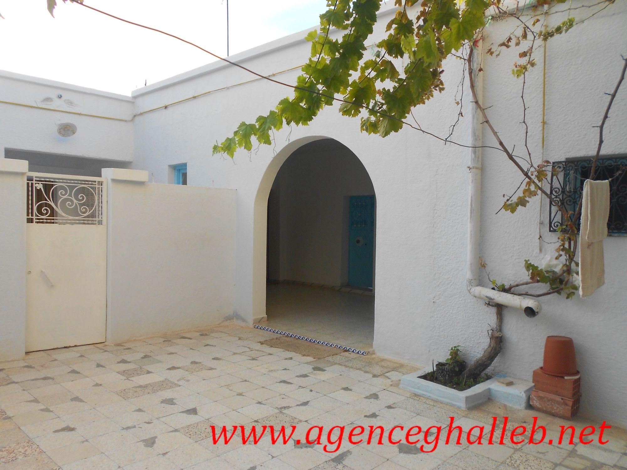 Av belle maison style arabe 120md hammamet