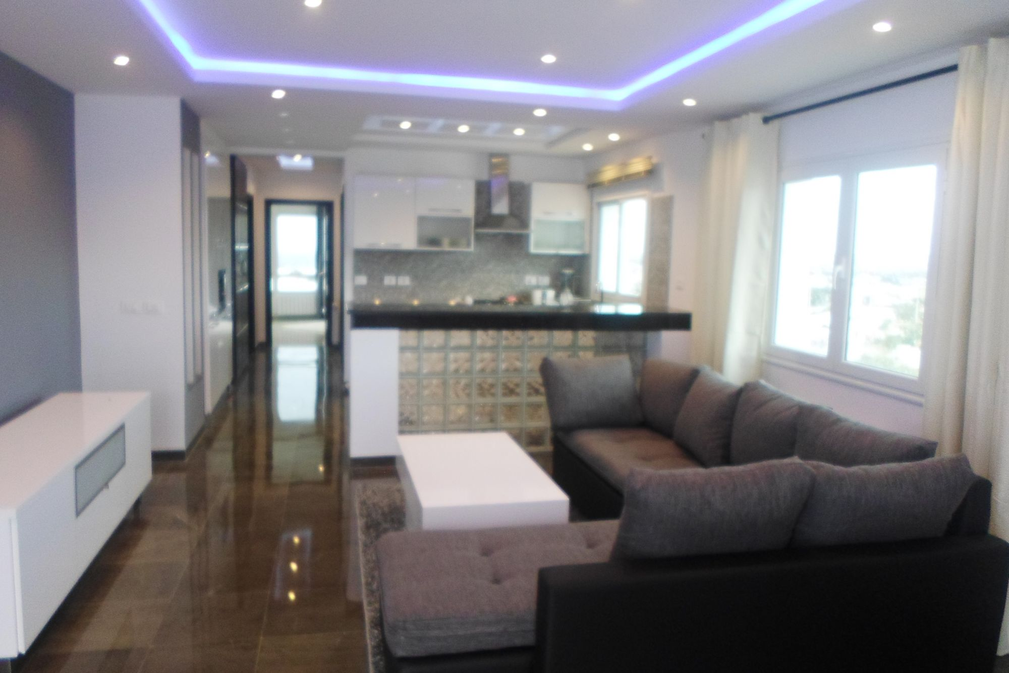 Av appartement très moderne et chic à hammamet