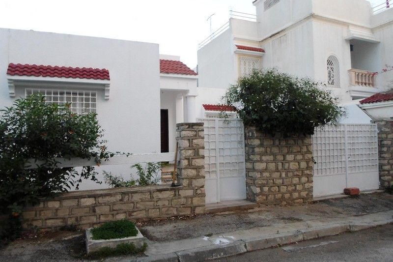 Villa plein pieds proche sud hammamet a vendre