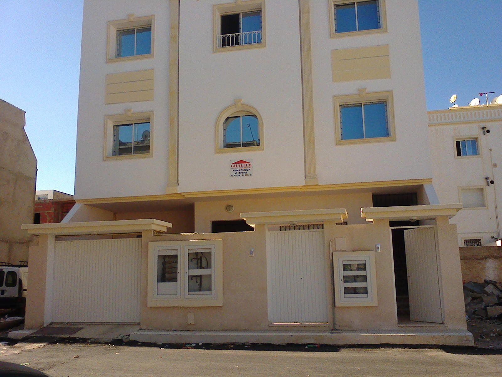 Av appartement à nabeul composé de 2 pièces avec 90md
