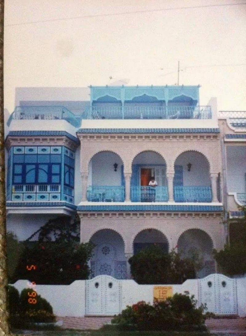 Immeuble de 5 appartements proche de lido nabeul