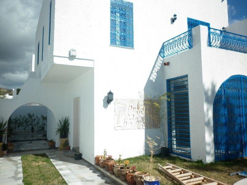 Villa houyem à hammamet
