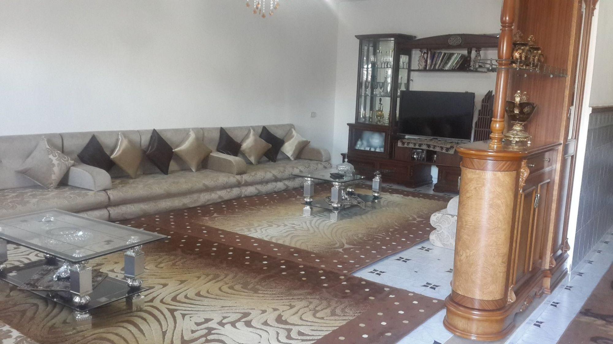 Superbe villa av proche de hammamet a   vente villa à hammamet