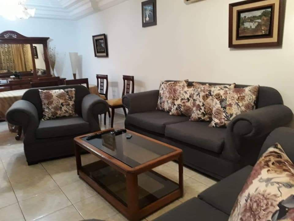 Etage spacieux independant et meublé