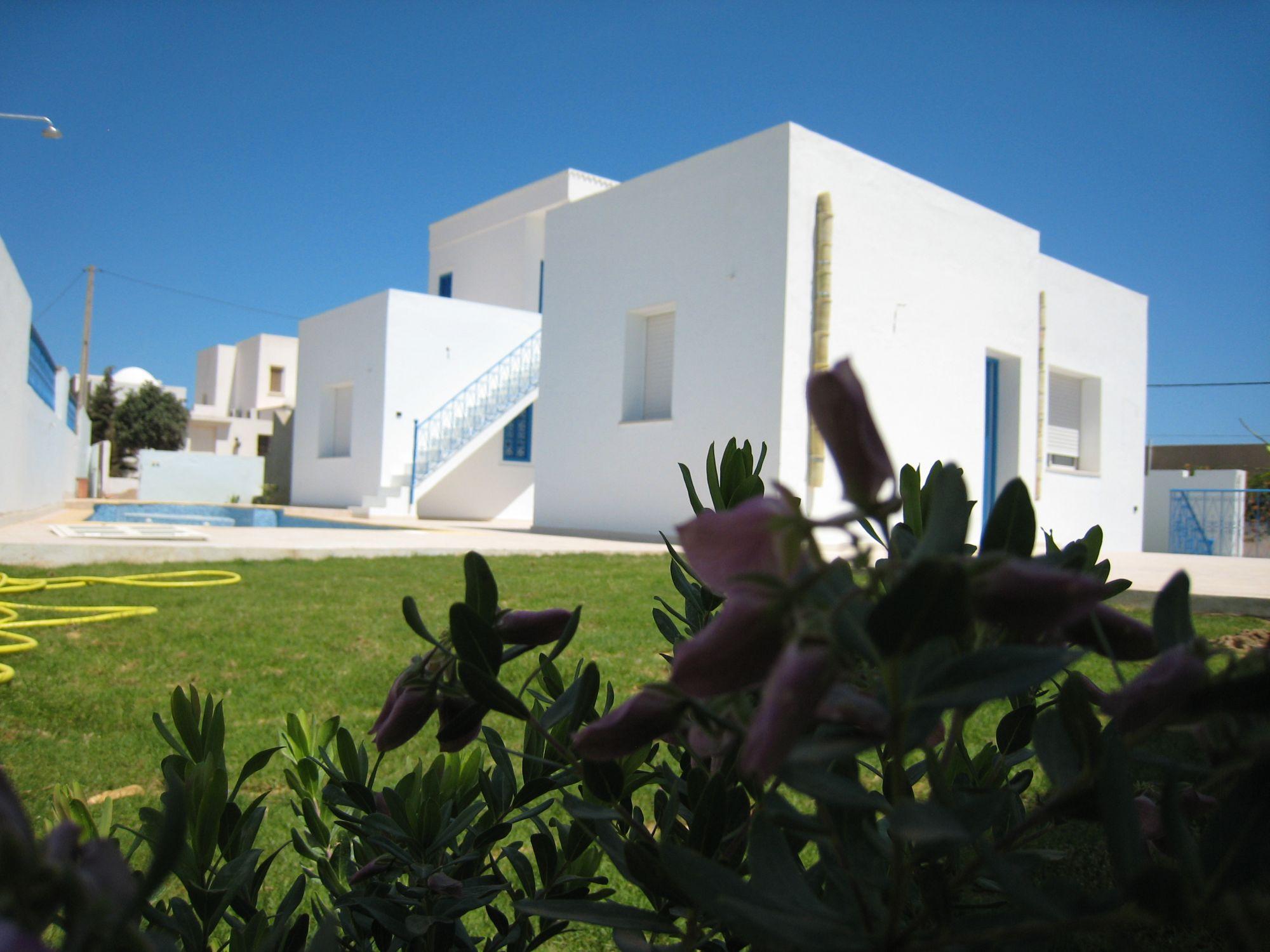 Villa carthage au coeur de la zone touristique