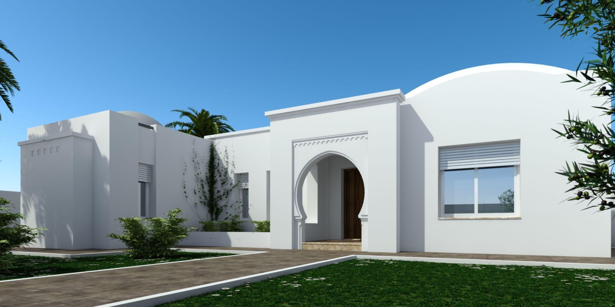 Villa ulysse mezraya