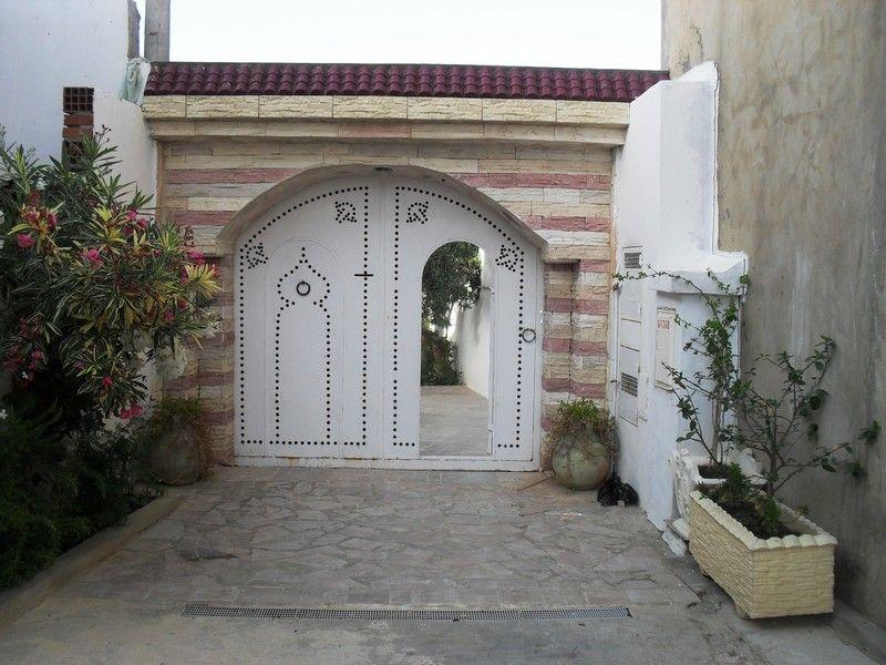 Villa haut standing de style arabesque kt