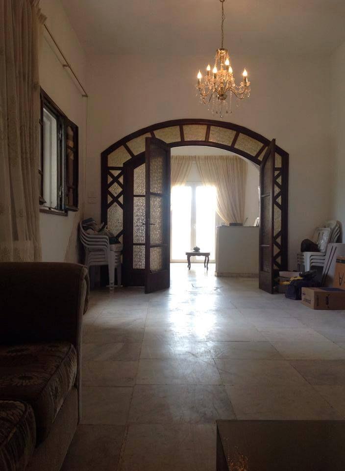 étage de villa s+3 de bon standing à kheireddine