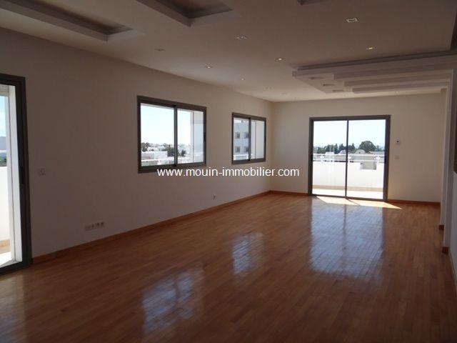 Appartement ghalya hammamet zone corniche