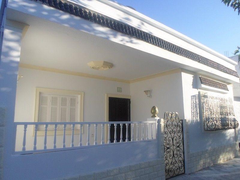 Une villa dans un quartier calme dans les vergers de hammamet w