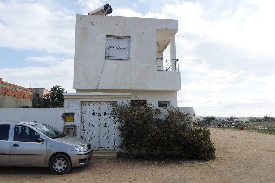 Duplex dans un quartier d'avenir à hammamet sud