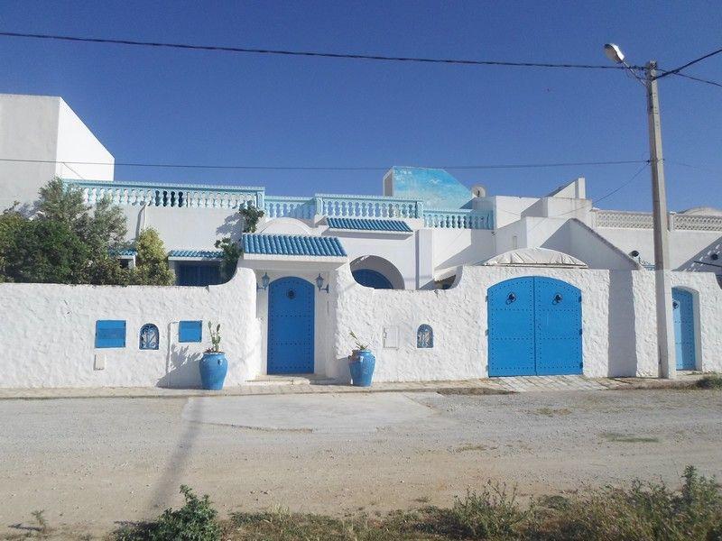 Coquette villa à maamoura proche de la mer kt